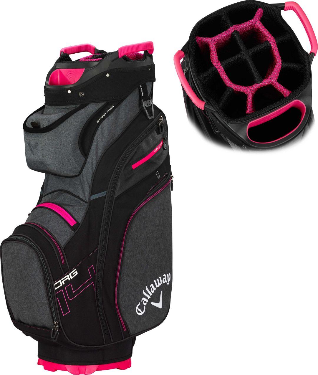 bf3e2b42066 Callaway Women's 2019 Org 14 Cart Golf Bag | Golf Galaxy