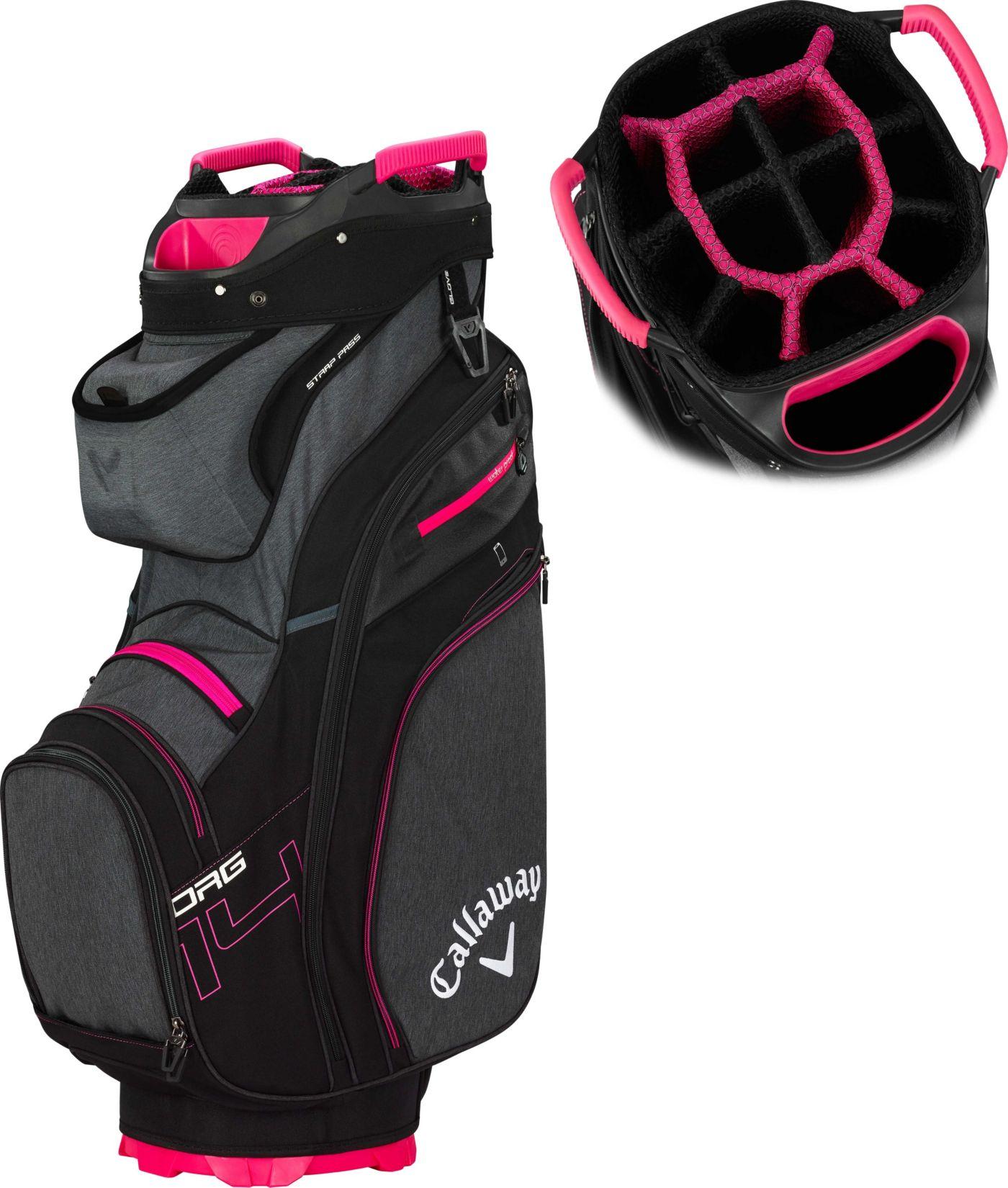 Callaway Women's 2019 Org 14 Cart Golf Bag