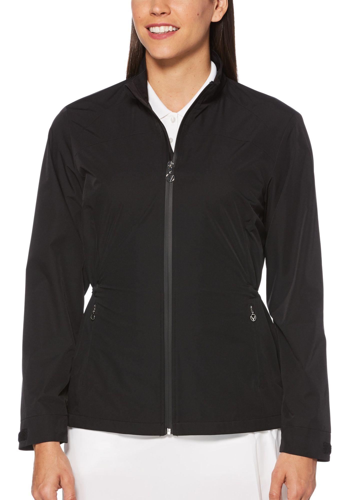Callaway Women's Windwear Full Zip Golf Jacket