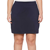 "Callaway Women's 17"" Tummy Control Golf Skort - Extended Sizes"