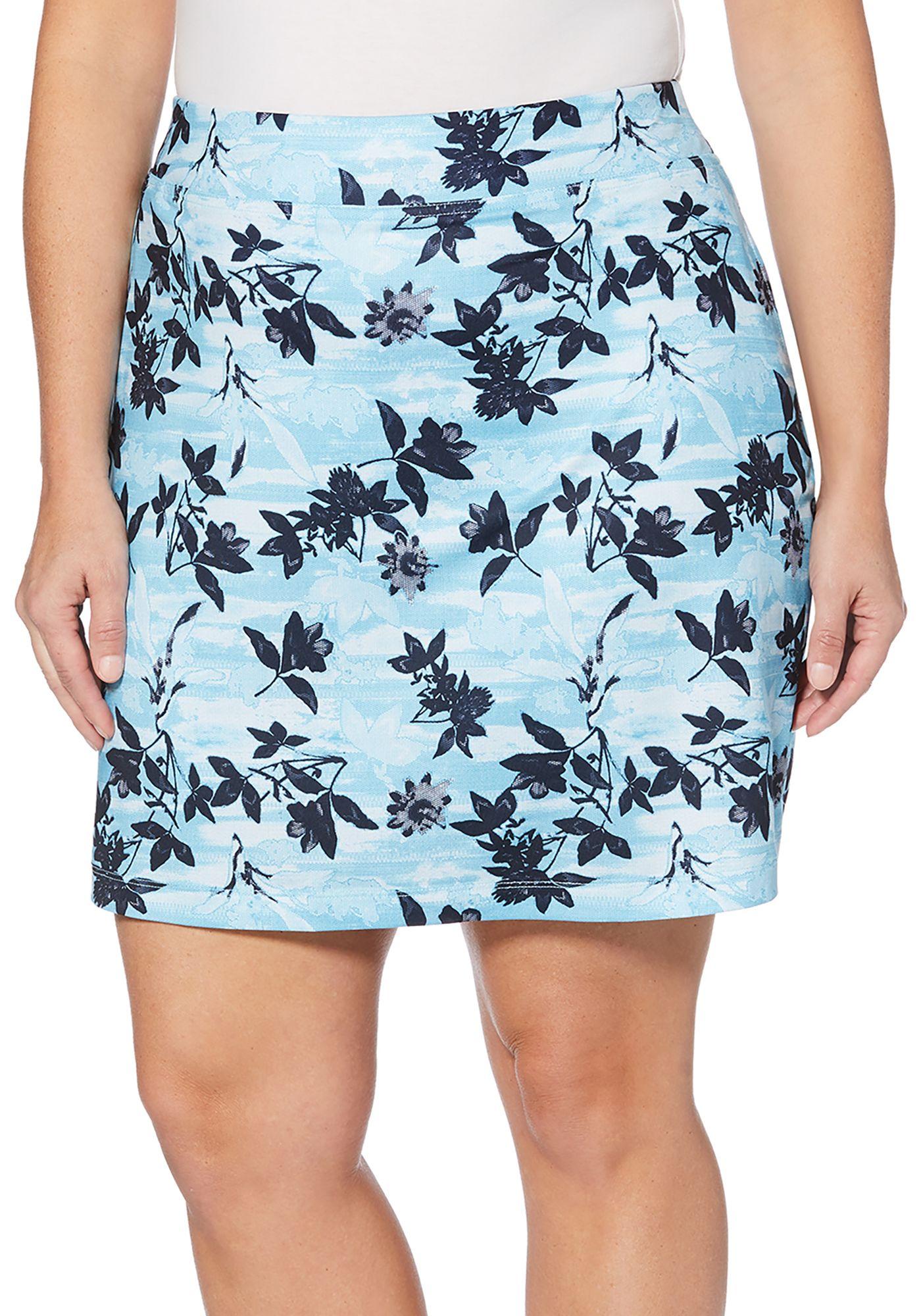 Callaway Women's Floral Print Golf Skort - Extended Sizes