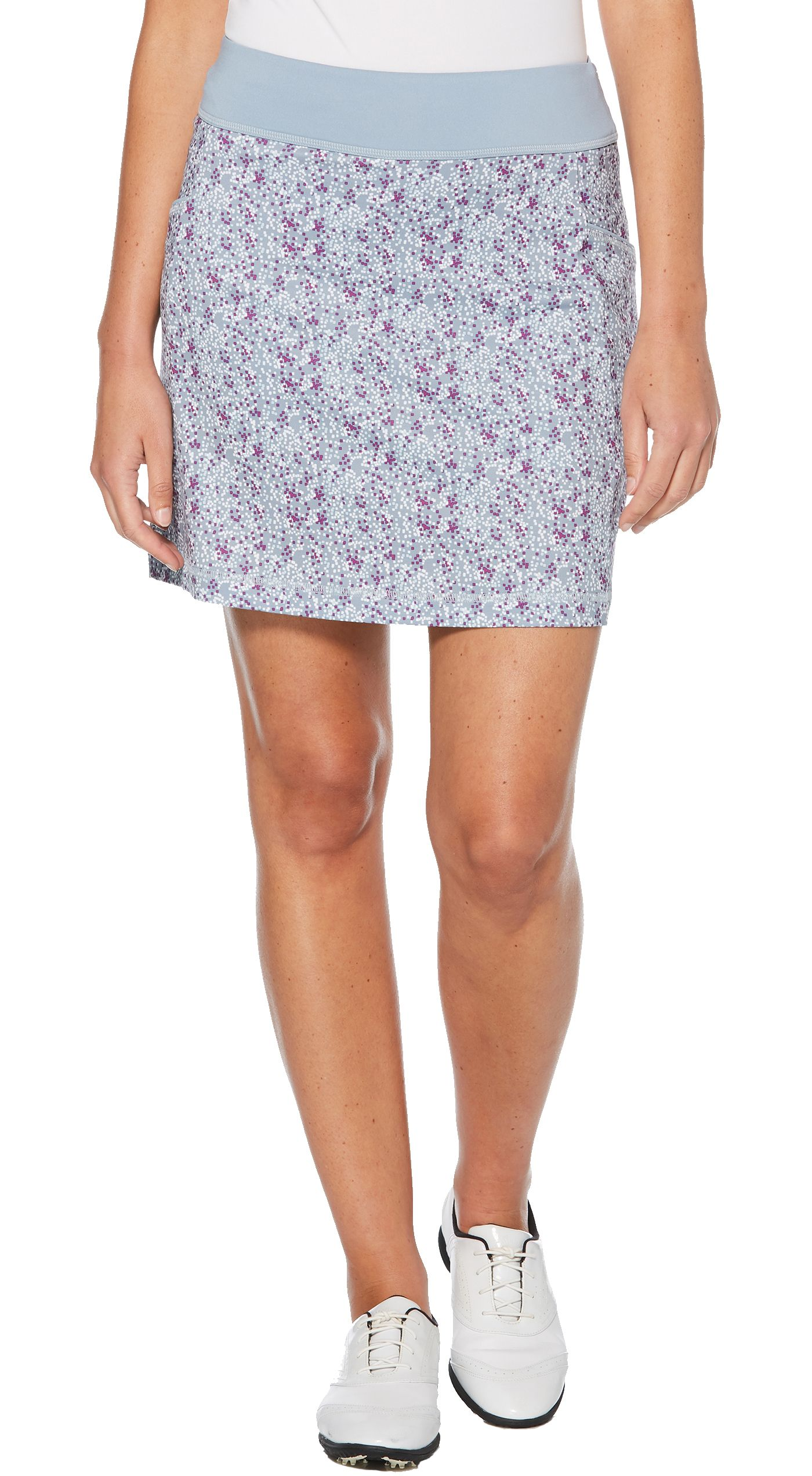 Callaway Women's Confetti Printed Golf Skort - Extended Sizes