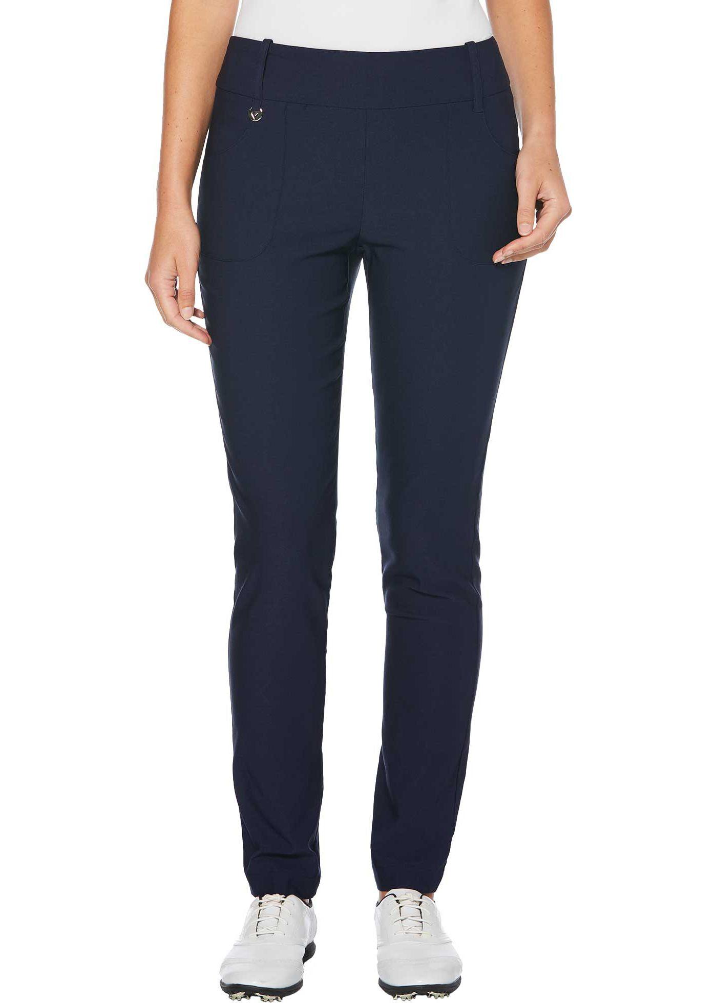 Callaway Women's Tech Stretch Solid Golf Pants
