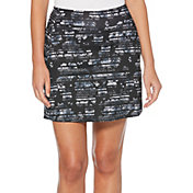 "Callaway Women's 18"" Stained Glass Floral Golf Skort"