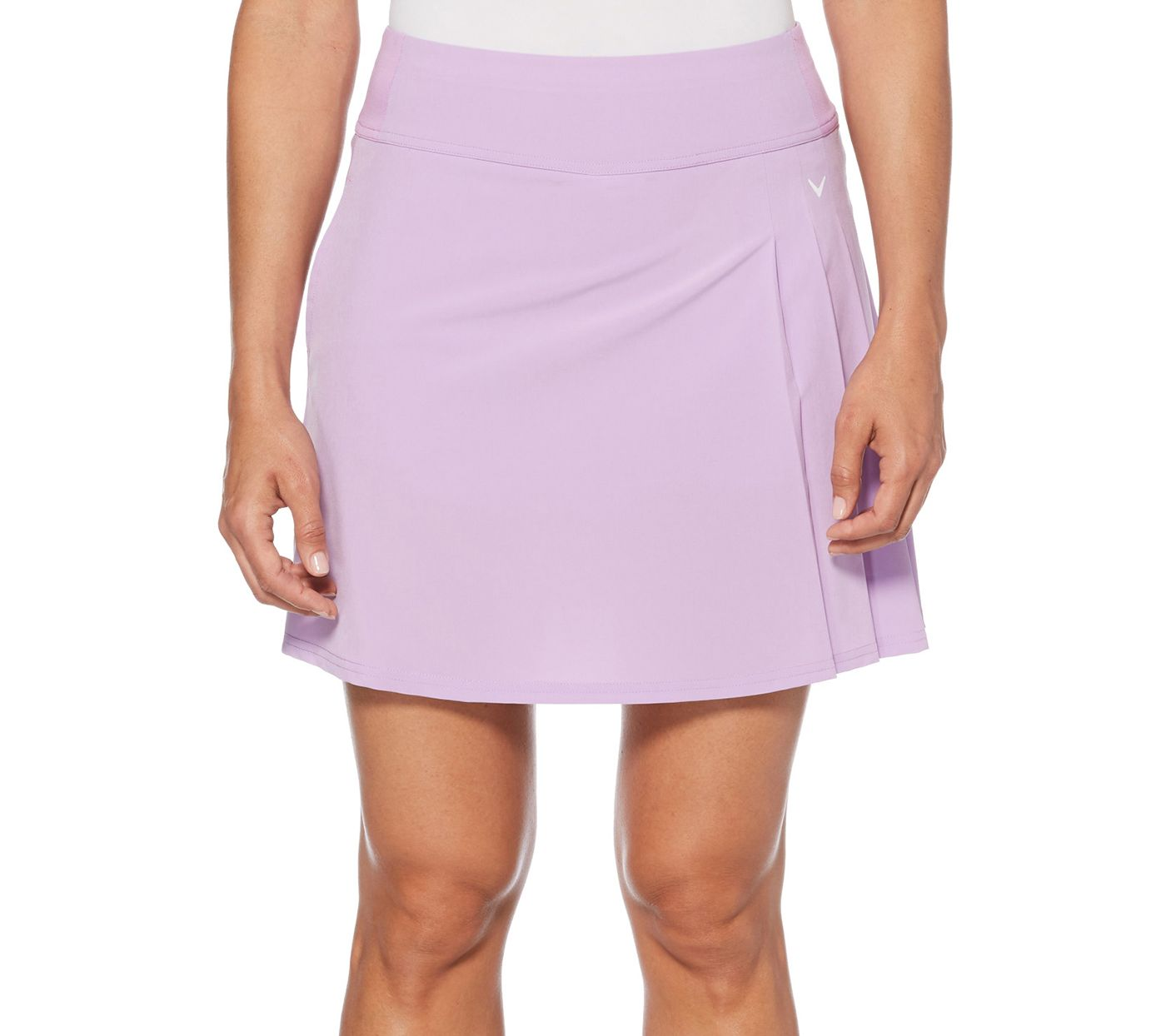 Callaway Women's Side Pleat Stretch Golf Skort