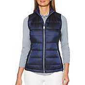 Callaway Women's Swing-Tech Puffer Golf Vest