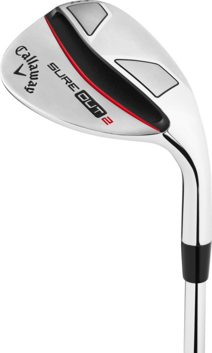 Callaway Women's Sure Out 2 Wedge – (Graphite Shaft)