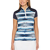 Callaway Women's Water Ripples Golf Polo