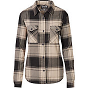 DAKINE Women's Noella Tech Flannel Button Down Shirt