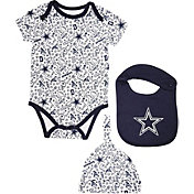 Dallas Cowboys Merchandising Infant Randy 3-Piece Set