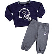 Dallas Cowboys Merchandising Infant Teasly Pant Set
