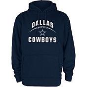 Dallas Cowboys Merchandising Men's Emily Football Navy Hoodie