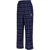Dallas Cowboys Merchandising Men's Hardy Navy Flannel Pants