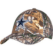 Dallas Cowboys Merchandising Men's Camouflage Stretch Fit Hat