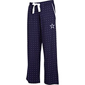Dallas Cowboys Merchandising Women's Autumn Navy Lounge Pants
