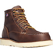 Danner Men's Bull Run Moc Toe 6'' EH Work Boots