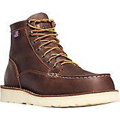 Danner Men's Bull Run Moc Toe 6'' EH Work Boots