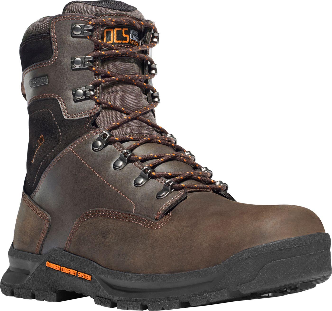 Danner Men's Crafter 8'' Waterproof Composite Toe Work Boots