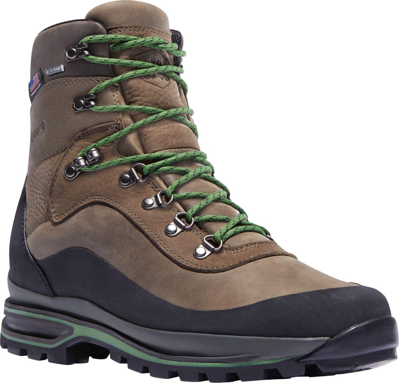 Danner Men's Crag Rat 7'' Waterproof Hiking Boots