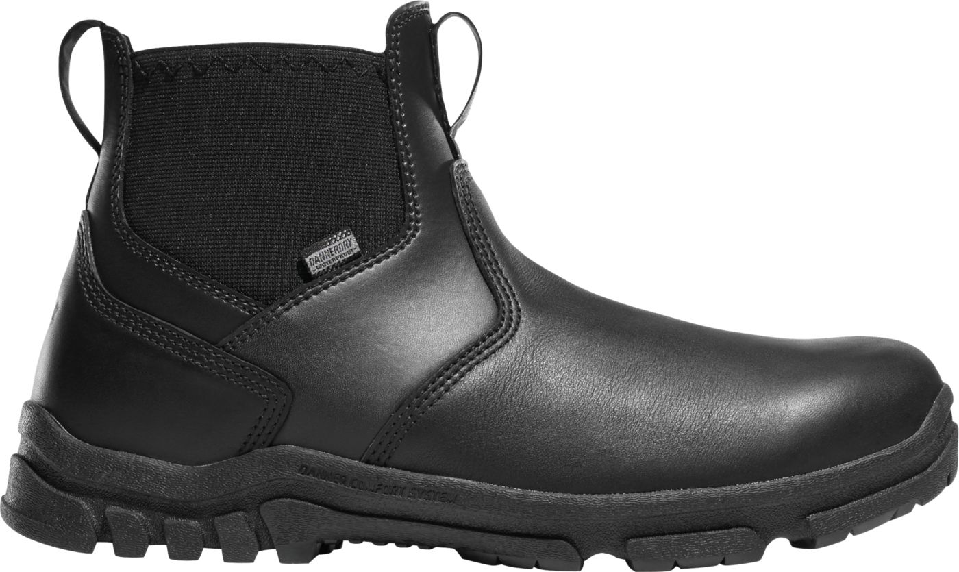 "Danner Men's Lookout Station Office 5.5"" Waterproof Tactical Boots"