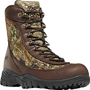 Danner Men's Element 8'' Mossy Oak Break-Up 800g Waterproof Hunting Boots