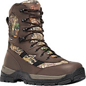 "Danner Men's Alsea 8"" Mossy Oak Break-Up Country 1000g Waterproof Hunting Boots"