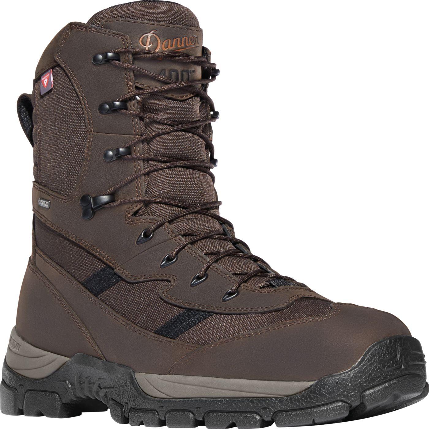 """Danner Men's Alsea 8"""" 400g Waterproof Hunting Boots"""