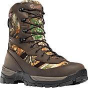 "Danner Men's Alsea 8"" Realtree Edge 400g Waterproof Hunting Boots"