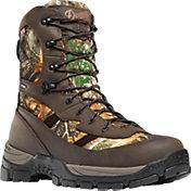 """Danner Men's Alsea 8"""" Realtree Edge 400g Waterproof Hunting Boots"""