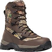 """Danner Men's Alsea 8"""" Mossy Oak Break-Up Country Waterproof Hunting Boots"""