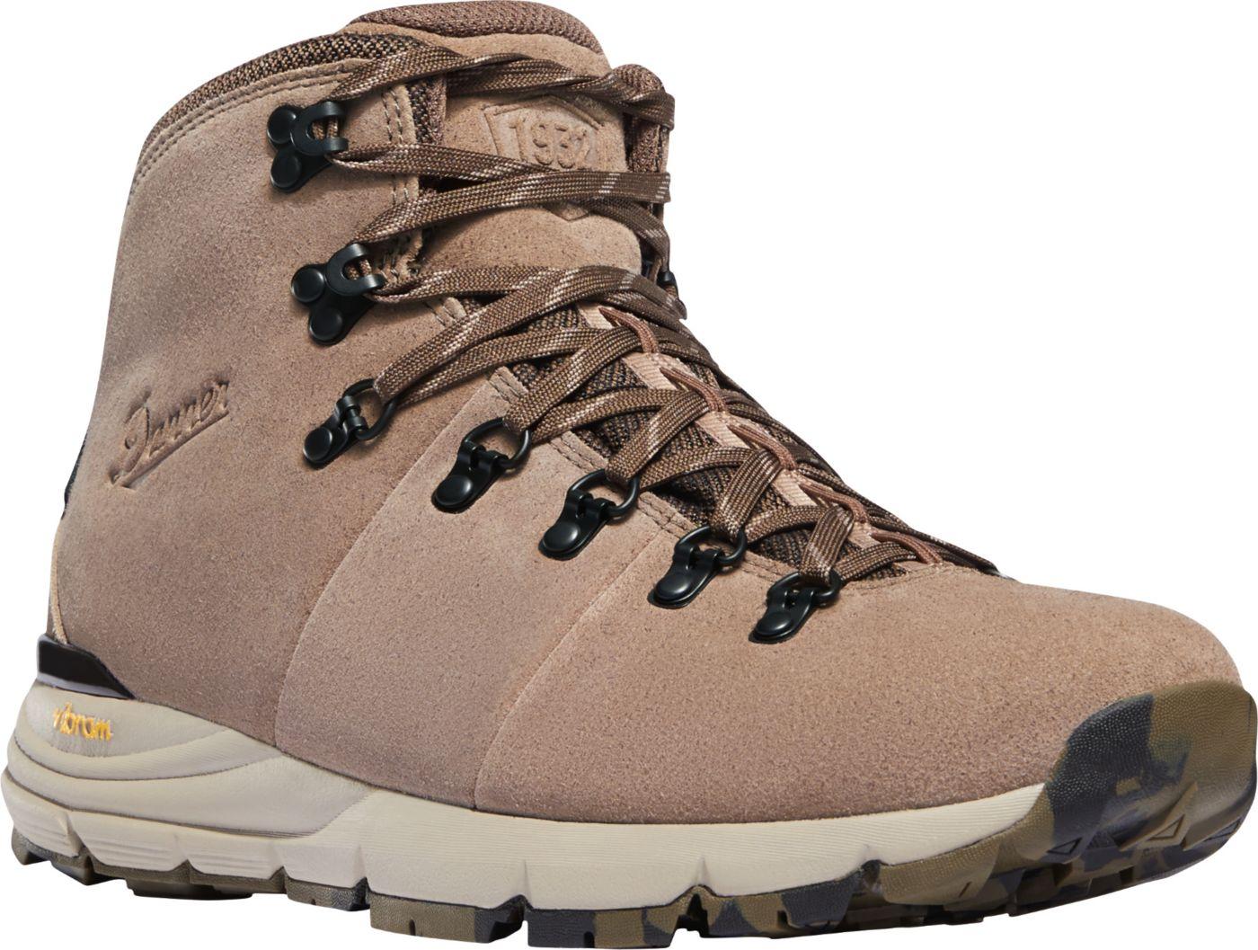 Danner Men's Mountain 600 4.5'' Suede Waterproof Hiking Boots