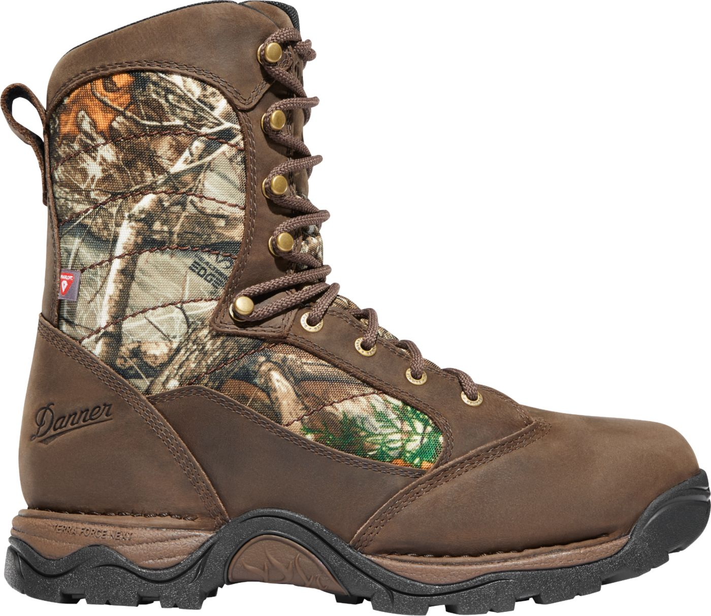 "Danner Men's Pronghorn 8"" Realtree Edge 400g Waterproof Hunting Boots"