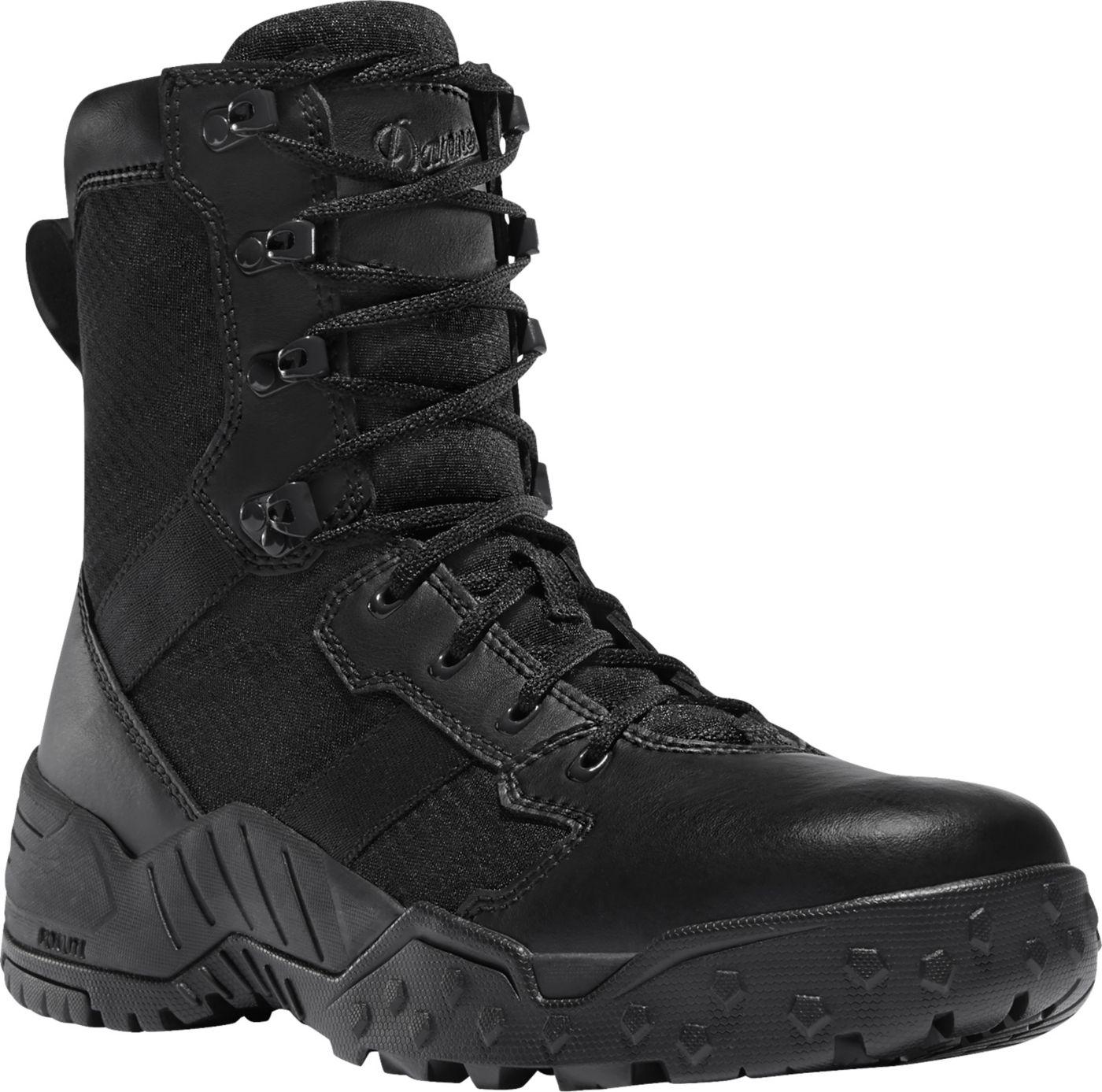 Danner Men's Scorch Side-Zip 8'' Tactical Boots