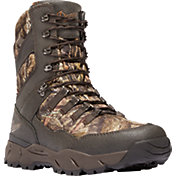 "Danner Men's Vital 8"" Mossy Oak Break-Up Country 1200g Waterproof Hunting Boots"