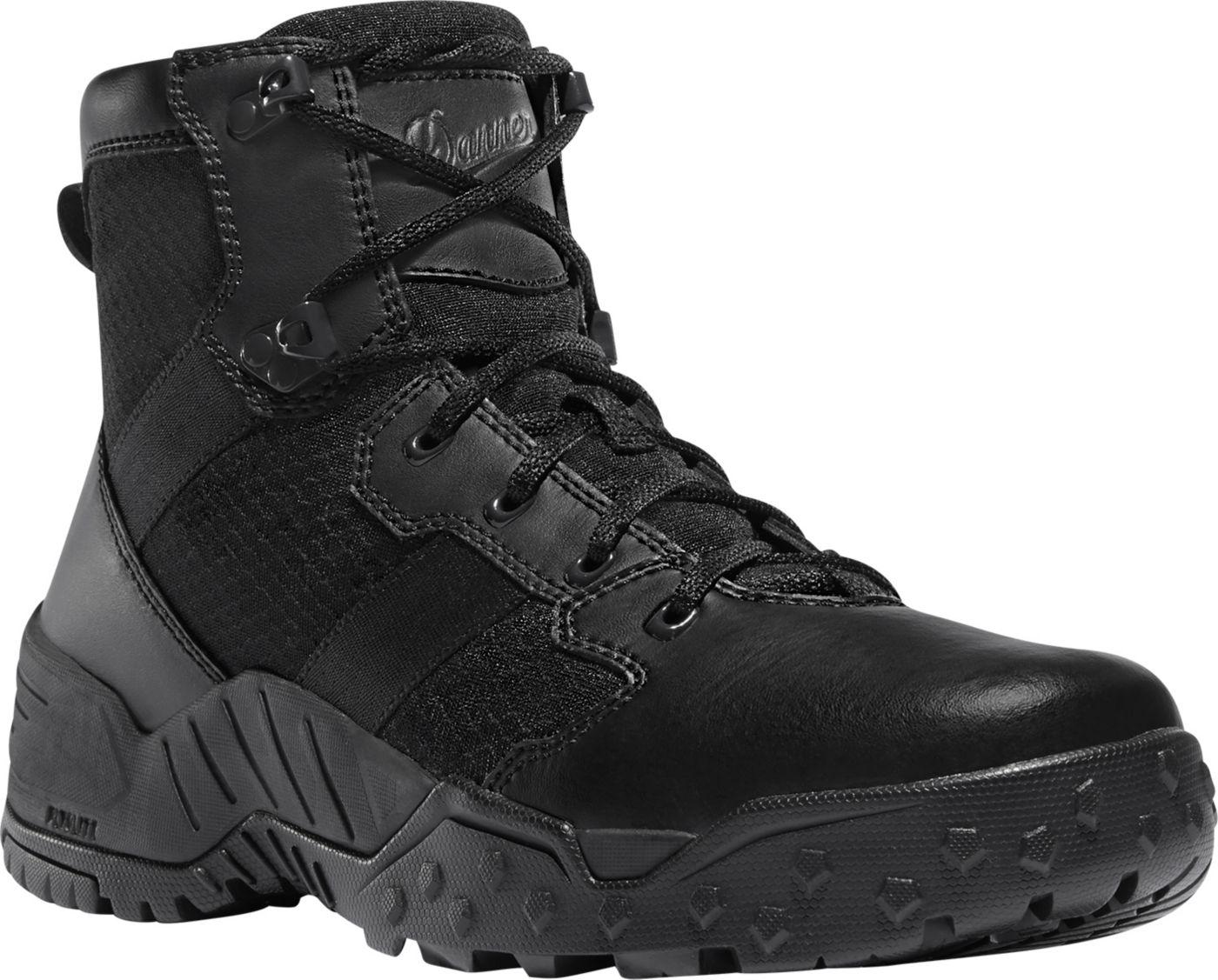 Danner Men's Scorch Side-Zip 6'' Tactical Boots