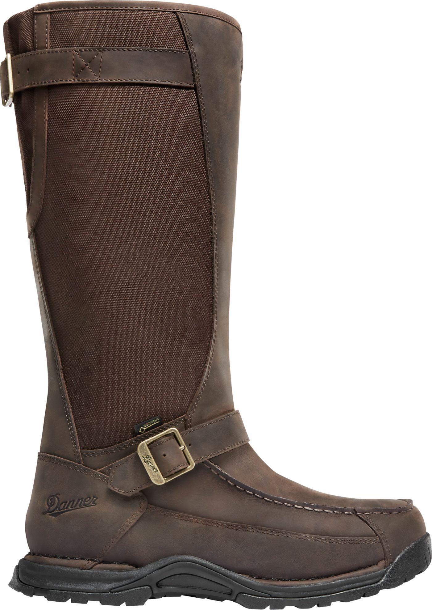 Danner Men's Sharptail 17'' Waterproof Snake Boots