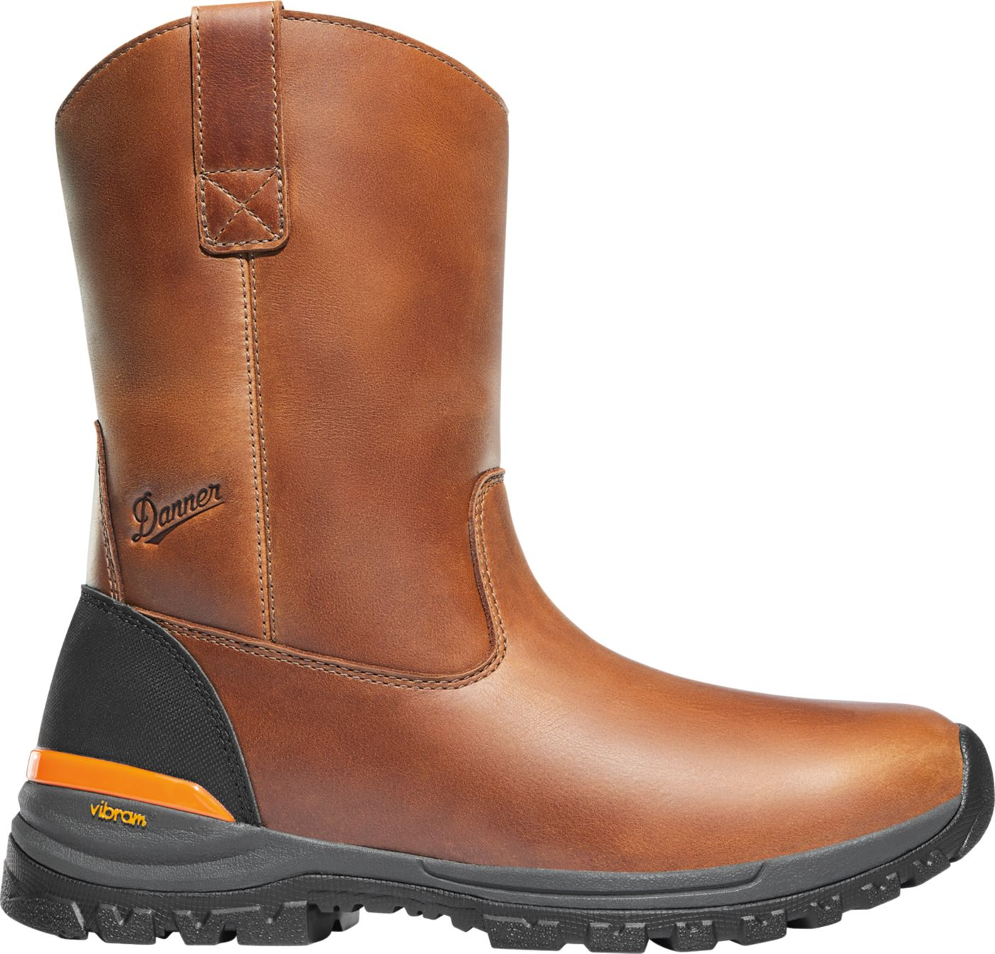 Danner Men's Stronghold Wellington 10'' EH Composite Toe Work Boots