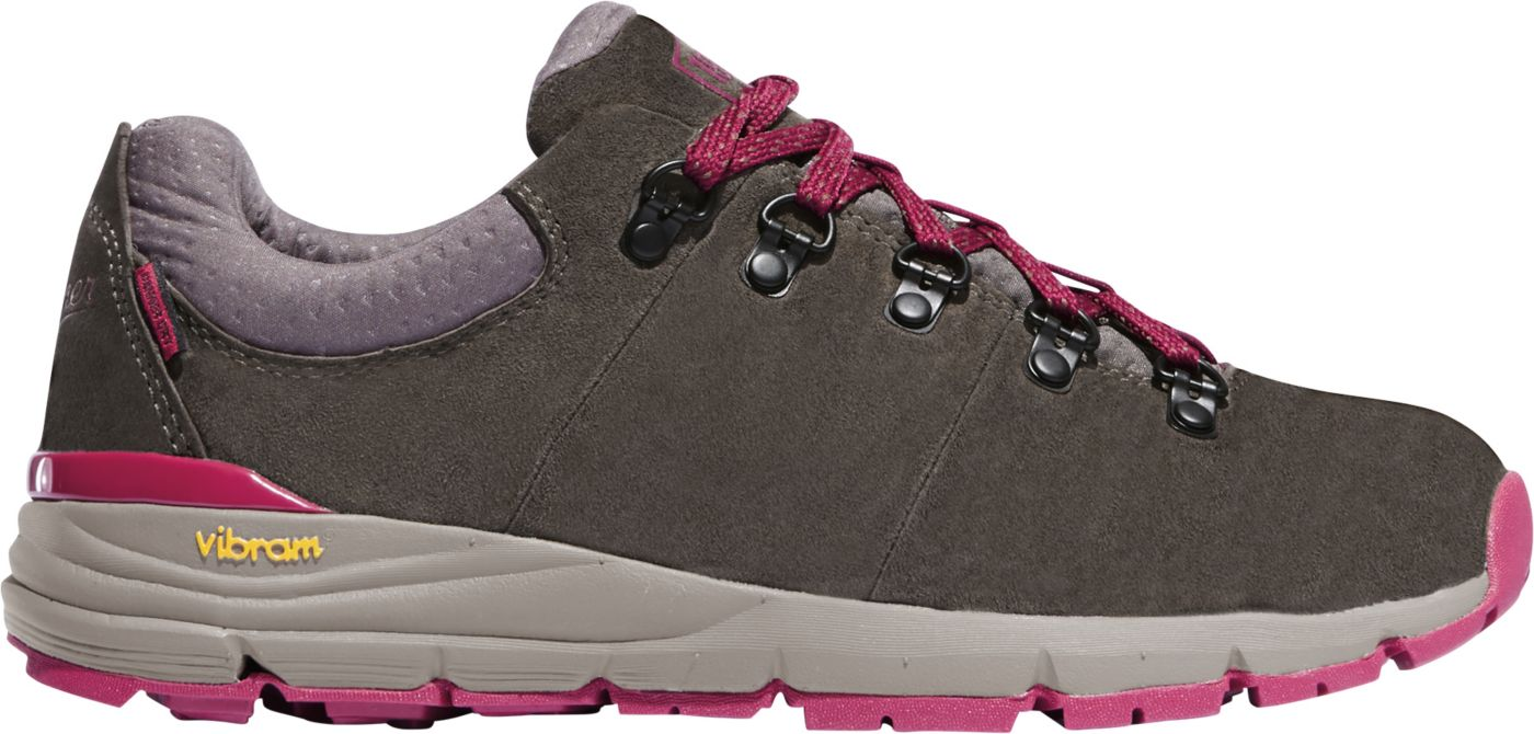 Danner Women's Mountain 600 Low Waterproof Hiking Shoes