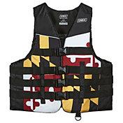 DBX Men's Americana Series Maryland Life Vest