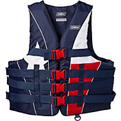 DBX Men's Americana Series Texas Life Vest