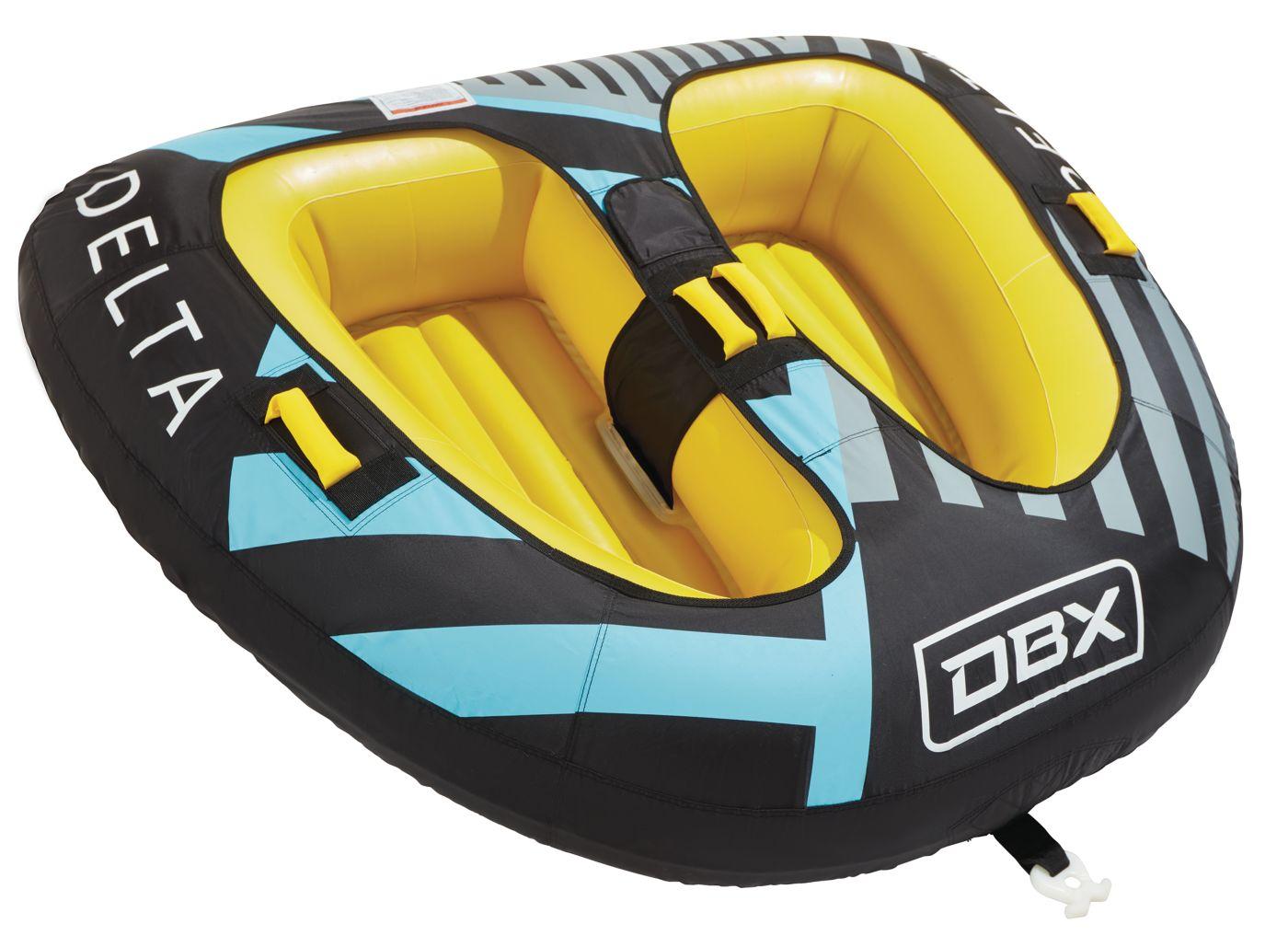 DBX Delta 2-Person Towable Tube