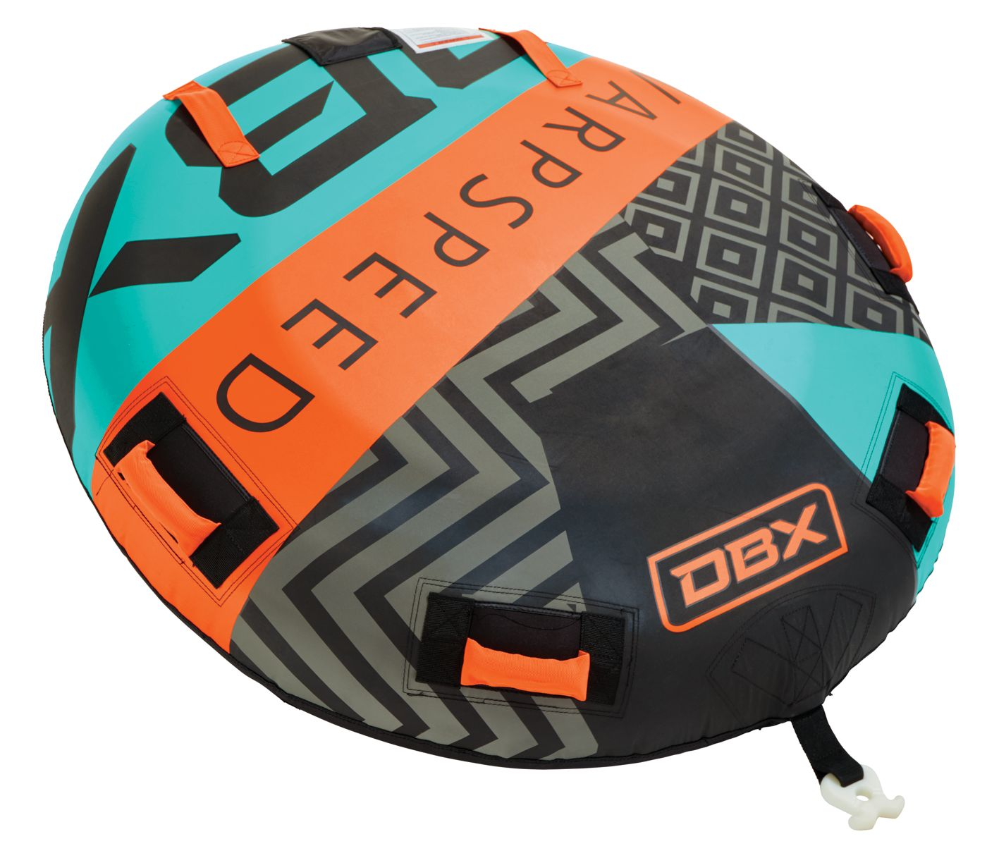 DBX Warp Speed 2-Person Towable Tube