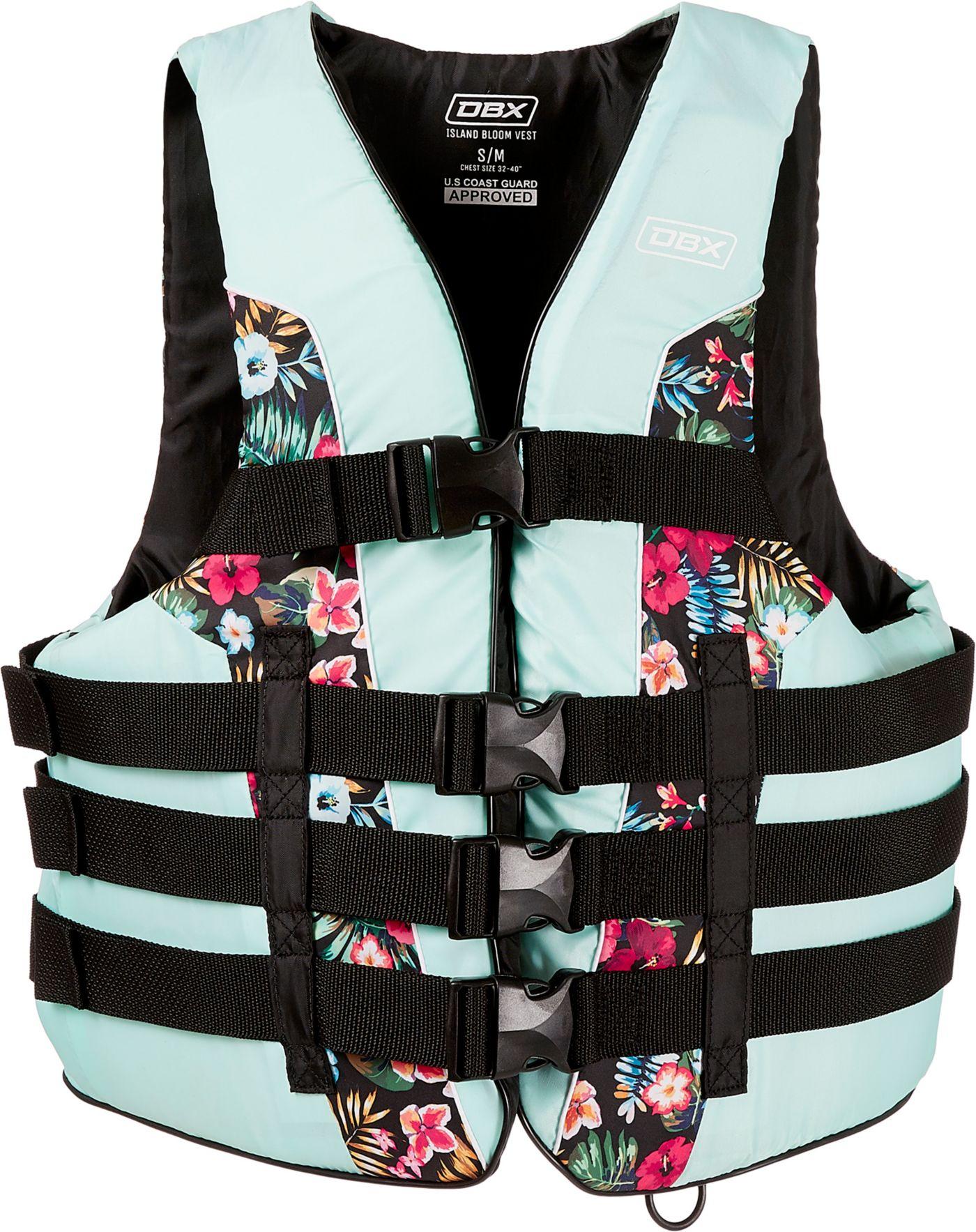 DBX Women's Island Bloom Life Vest