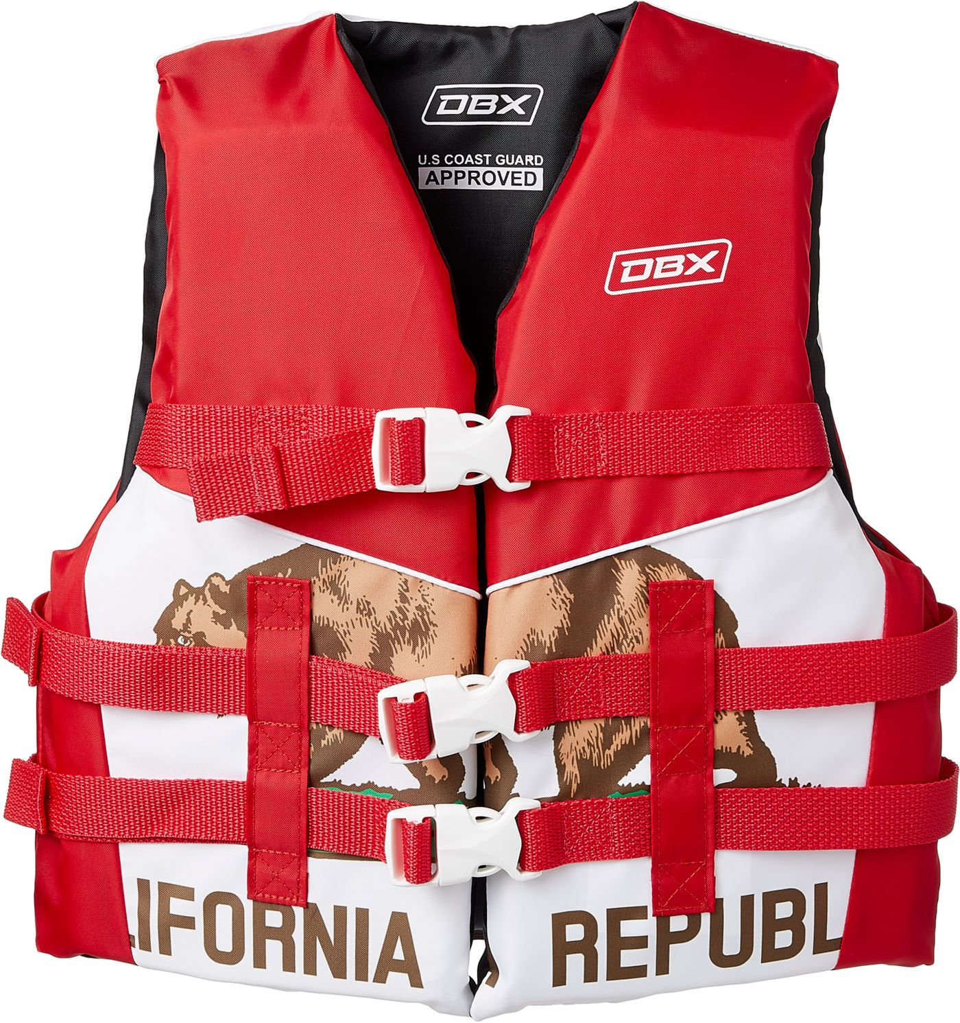 DBX Youth Americana Series California Life Vest