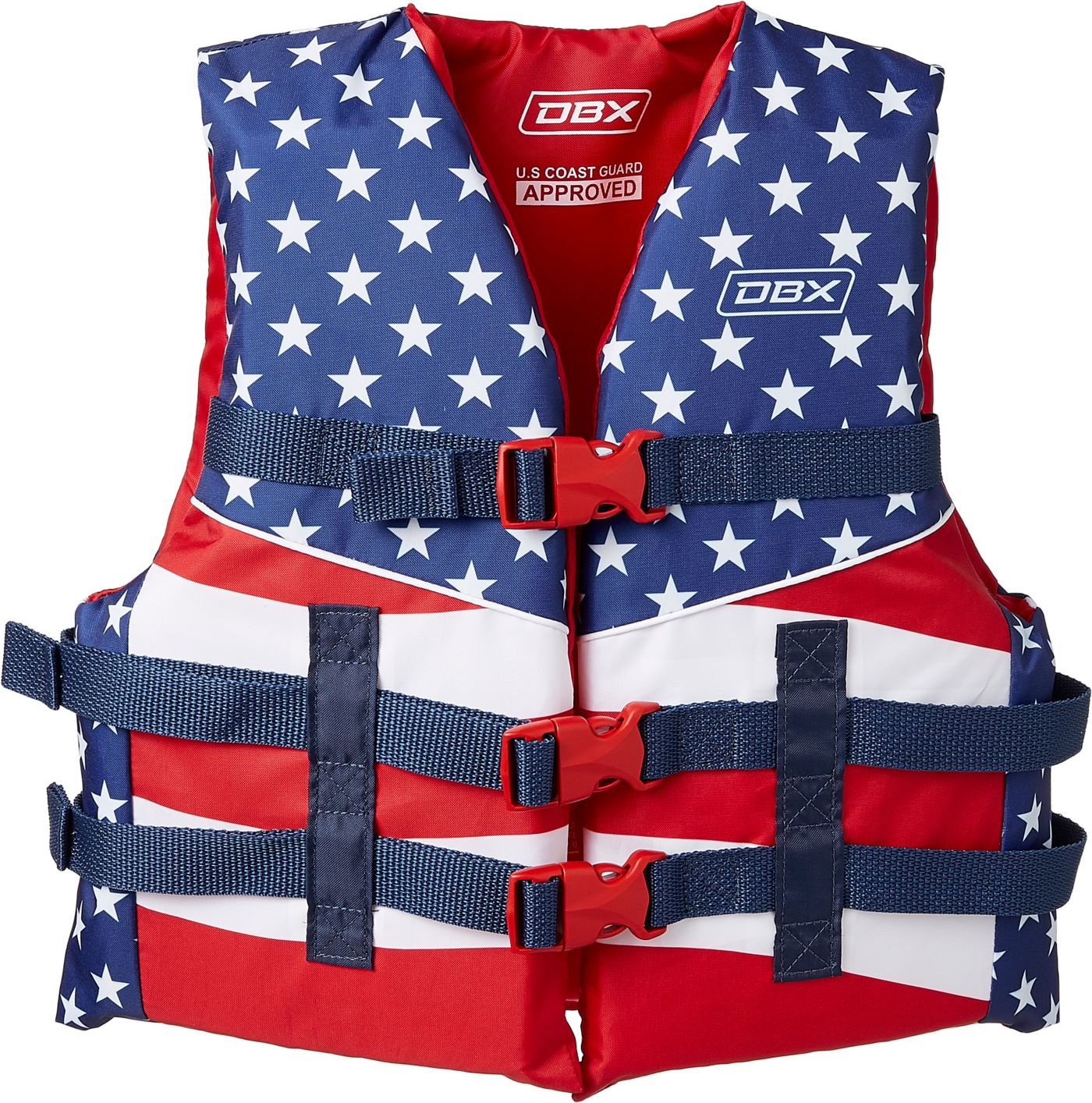 DBX Youth Americana Series USA Life Vest