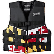 fb686d5278e65 Product Image · DBX Youth Americana Series Maryland Life Vest