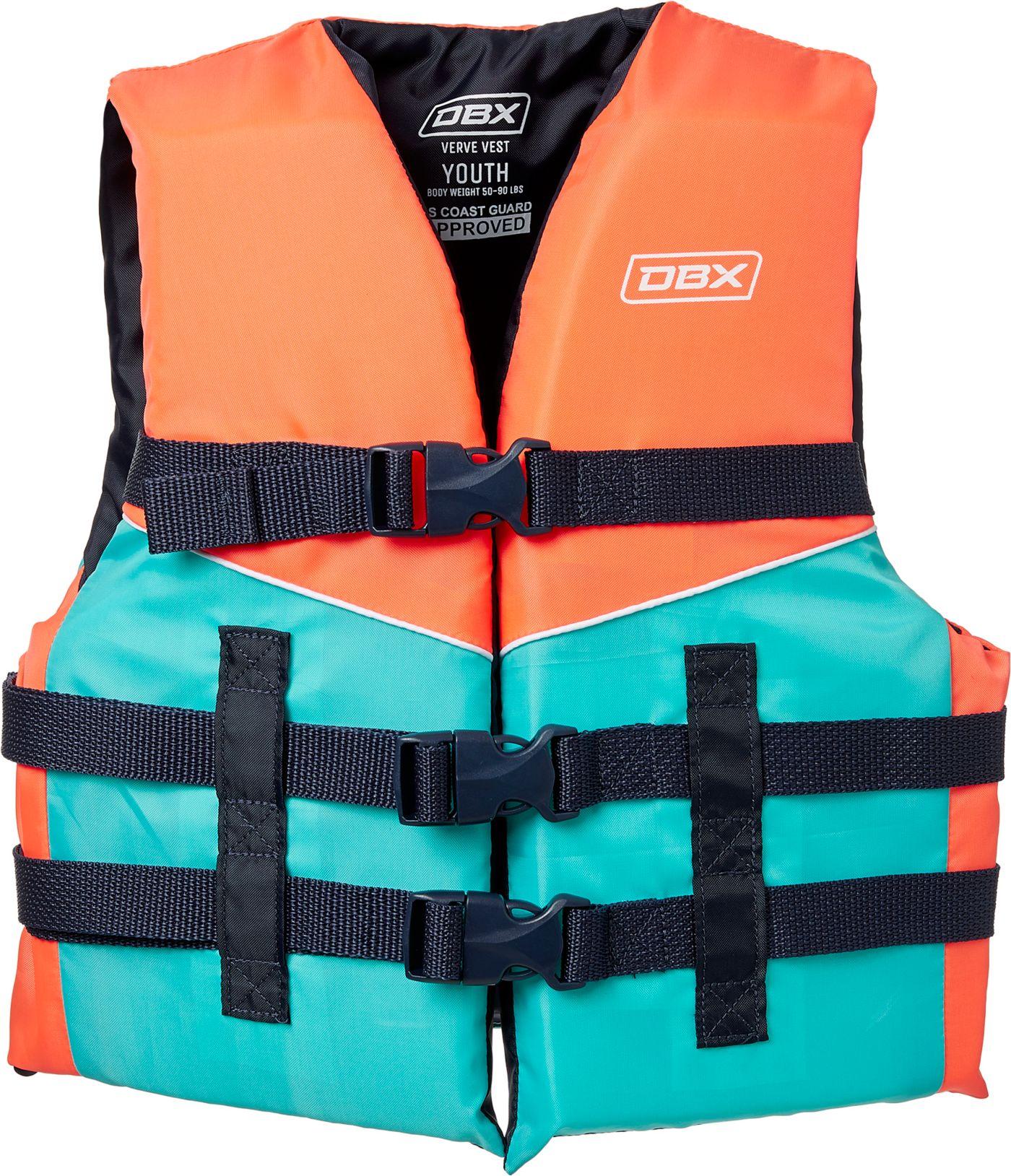 DBX Youth Verve Nylon Life Vest