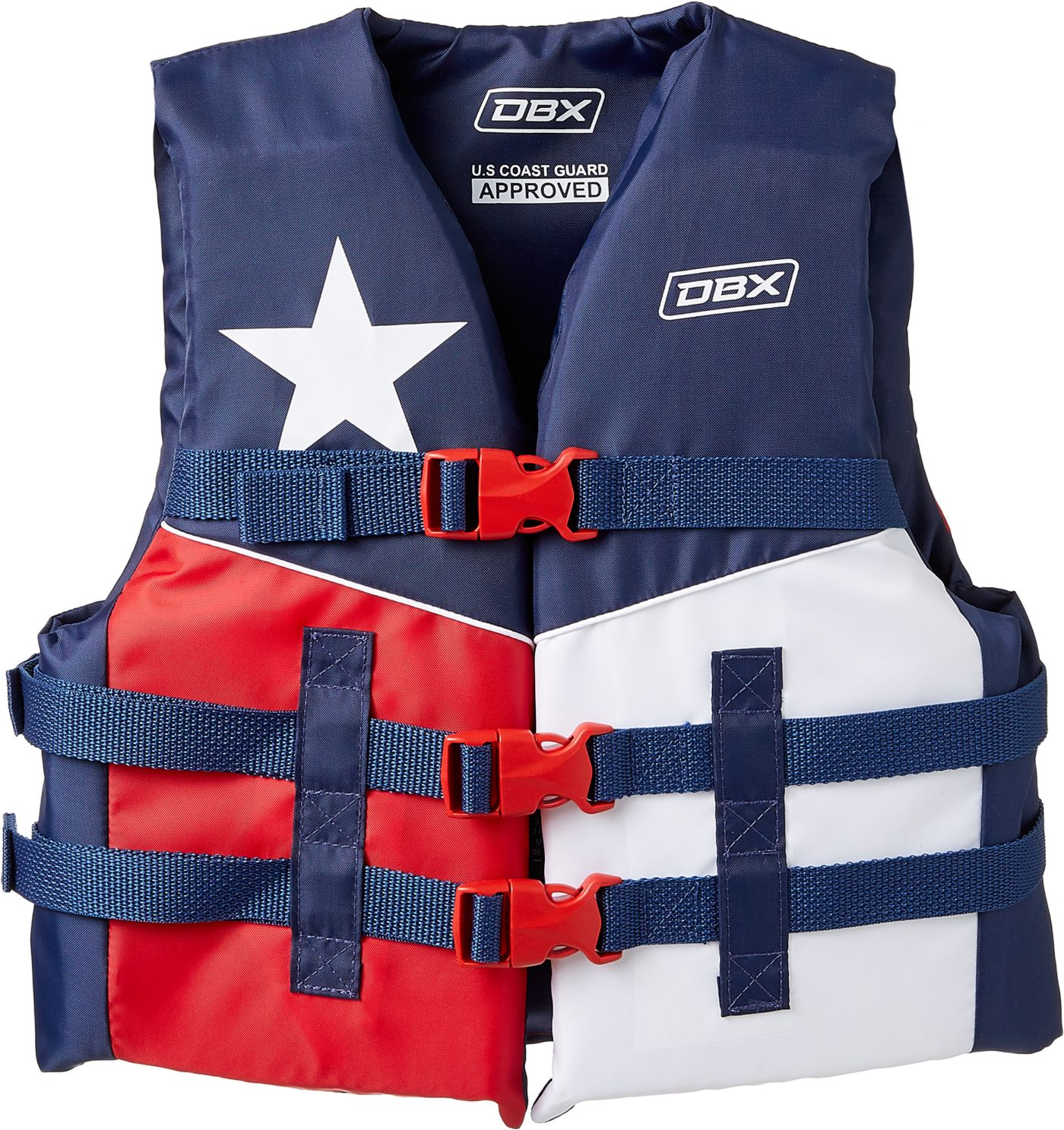 DBX Youth Americana Series Texas Life Vest
