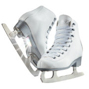 DBX Youth Light Up Figure Skate '20