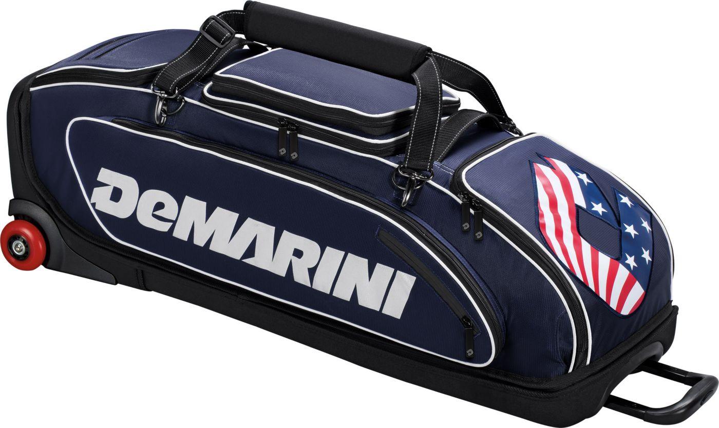 DeMarini Special Ops Wheeled Baseball Bag